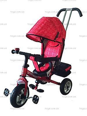 Трехколесный колясочный велосипед , LT-2013 RED