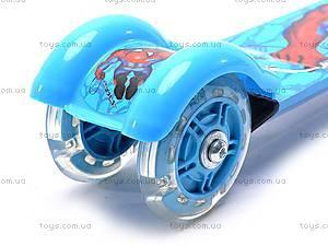 Трехколесный самокат Scooter, JP-BT60311, игрушки
