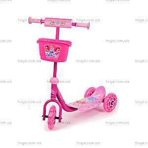Трехколесный скутер «Принцессы», 2560DS