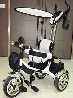 Трехколесный велосипед детский «Lexus Trike», KR-01A БЕЛ, купить