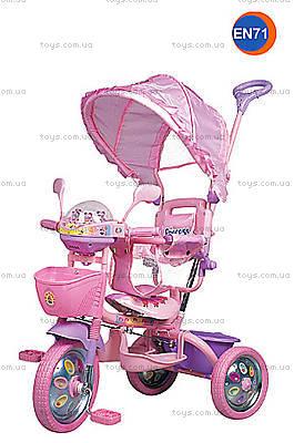 Трехколесный велосипед для деток, CT-188C6D