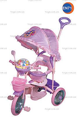 Трехколесный велосипед для малышей, CT-117B1
