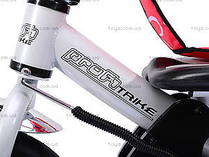 Трехколесный велосипед Lexus EVA Foam, M0448-3, отзывы