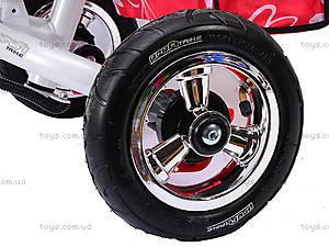 Трехколесный велосипед Lexus EVA Foam, M0448-3, іграшки
