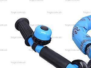Трехколесный велосипед Profi Trike, модель EVA Foam, M0448-1, toys.com.ua