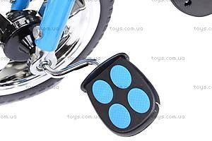 Трехколесный велосипед Profi Trike, модель EVA Foam, M0448-1, toys