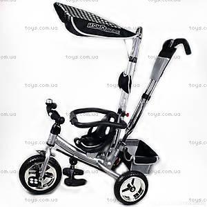 Трехколесный велосипед Profi Trike модели EVA Foam, M0450-6