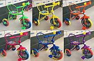 Трехколесный велосипед TILLY TRIKE, цвета разные, T-312, Украина
