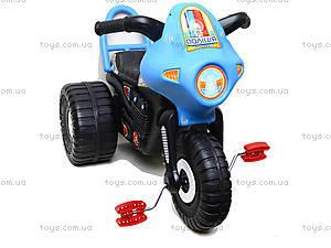 Трехколесный велосипед «Трицикл», 4142, игрушки