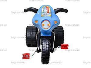 Трехколесный велосипед «Трицикл», 4142, детские игрушки