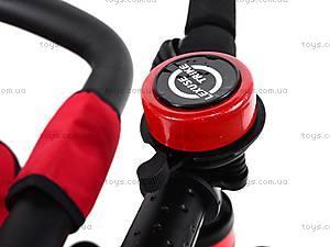 Трехколёсный велосипед для детей, красный, XG18919-T12-3, цена