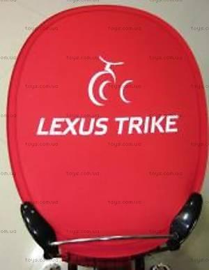 Трехколёсный велосипед «Lexus Trike», KR-01 КРАС