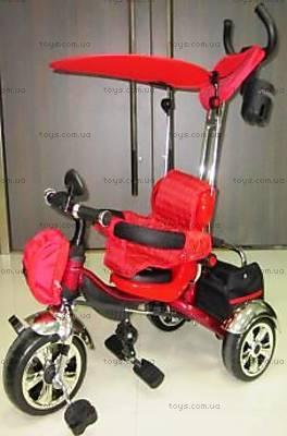 Трехколёсный велосипед «Lexus Trike», KR-01 КРАС, купить