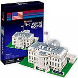 Трехмерная головоломка-конструктор «Белый дом (Вашингтон)», C060h, фото