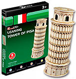 Трехмерная головоломка-конструктор «Пизанская башня», серия мини, S3008h, отзывы