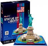 Трехмерная головоломка-конструктор «Статуя Свободы (США)», C080h, купить