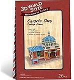 Трехмерная головоломка-конструктор 'Турция: магазин ковров'. CubicFun (176637), W3112h, отзывы