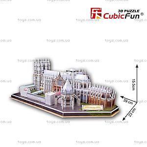 Трехмерная головоломка «Вестминстерское аббатство», MC121, купить