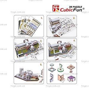 Трехмерная головоломка «Вестминстерское аббатство», MC121, фото