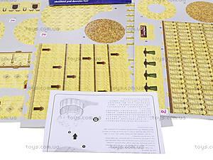Трехмерный пазл «Пизанская башня», 1001R, детские игрушки