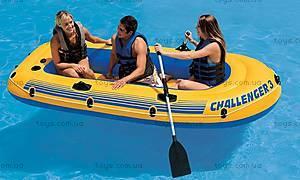 Трехместная лодка Challenger, 68369, купить