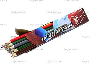 Треугольные цветные карандаши, 18 штук, SM4U-12S-3P-18, купить