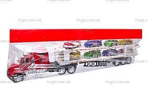 Трейлер-автовоз, 333C-2, игрушки