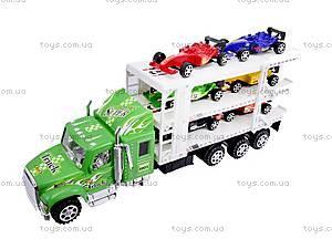 Трейлер-автовоз для детей, 56708, купить