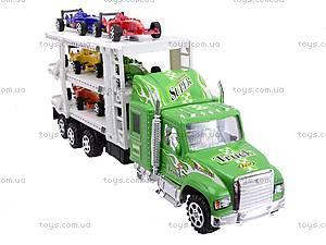Трейлер-автовоз для детей, 56708, фото