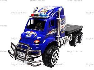 Трейлер детский с машинками, 9050-1A, игрушки