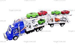 Трейлер и 8 машин, 318-5, отзывы