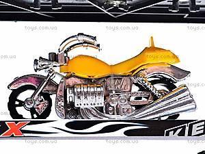 Трейлер и шесть мотоциклов, 520-4, цена