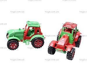 Трейлер инерционный с тракторами, 780-23, отзывы