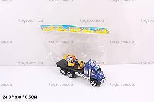 Трейлер с машинкой, 9050-2A