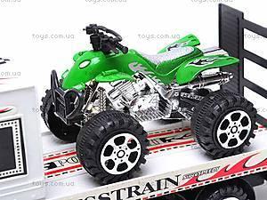 Трейлер с мотоциклом, 56737, отзывы
