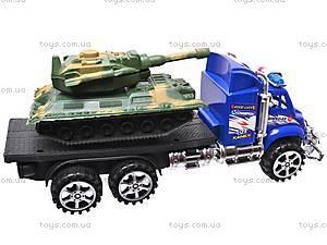 Трейлер с танком, 9050-35, отзывы