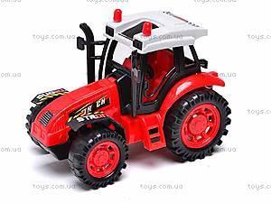 Трейлер с трактором, 2011-8, купить