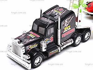 Трейлер с трактором, 2011-8, игрушки