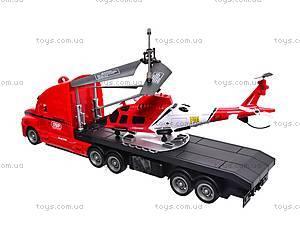 Трейлер с  вертолетом на радиоуправлении, P700A, отзывы
