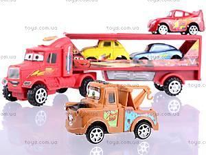 Трейлер «Тачки», 807-2, toys.com.ua