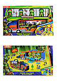 """Игровой набор трейлер с героями """"Черепашки-ниндзя"""", H4488, отзывы"""