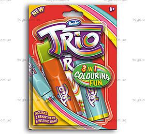 Набор волшебных фломастеров Trio Pens, TR2003UK(UA)