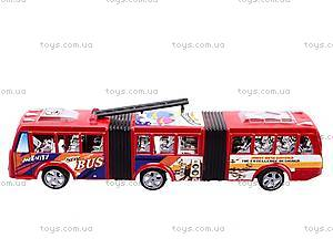 Троллейбус инерционный игрушечный, 8638, фото