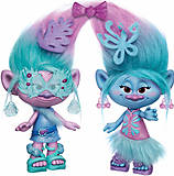 Игровые фигурки Тролли «Модные близнецы», B6563, отзывы