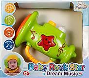 "Труба ""Baby Rock Star"" салатовый, A 659, отзывы"