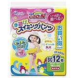 Трусики-подгузники для плавания GOO.N для девочек 12-20 кг, 853668, игрушки