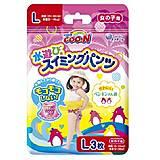 Трусики-подгузники для плавания GOO.N для девочек 9-14 кг, 853467, детские игрушки