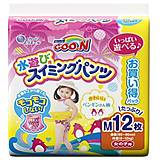 Трусики-подгузники для плавания GOO.N для девочек размер M, 853664, оптом