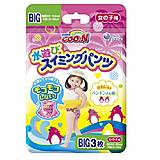 Трусики-подгузники для плавания GOO.N для девочек размер Big XL, 853469, интернет магазин22 игрушки Украина