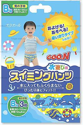 Трусики-подгузники для плавания Goo.N для мальчиков, 753646